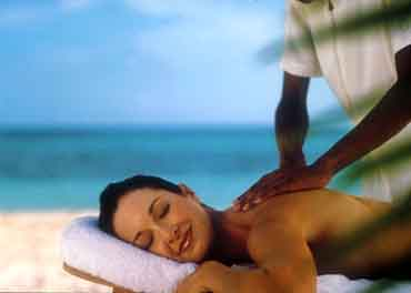 Bahamas massage